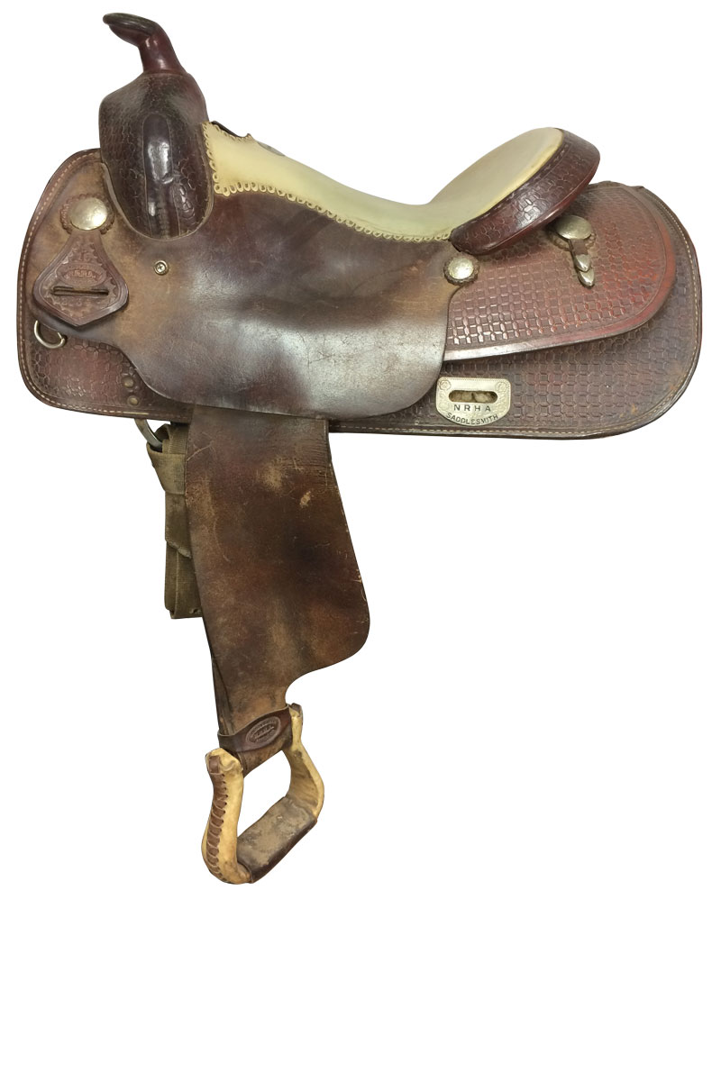 NRHA Saddlesmith Reiner